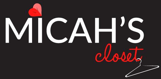 Micah's closet logo small